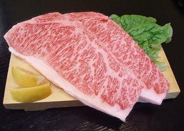 【商番301】驚きのボリュームと味わいの極上A4黒毛和牛サーロインステーキ1枚200g