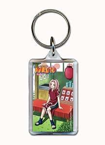 Naruto - Sakura Lucite Key Chain