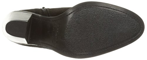 Grau Desigual Lauris Shoes 2006 Women's Boots Gray Gris Oscuro Chelsea 44OwPqY