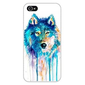 S9Q Retro Animal Giraffe Sea Wolf Deer Pattern Back Skin Protector Cover Case For Apple iPhone 4S 4 Style C by icecream design