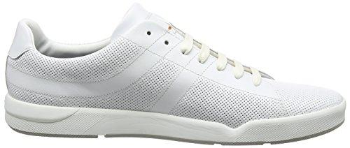 Boss Orange Stillnes_tenn_ltpf 10197234 01, Zapatillas para Hombre Blanco (White 100)