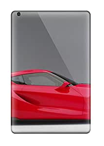 Charles Lawson Brice's Shop 6670600K36565470 Flexible Tpu Back Case Cover For Ipad Mini 3 - 2014 Toyota F-1 Concept Red Pictures