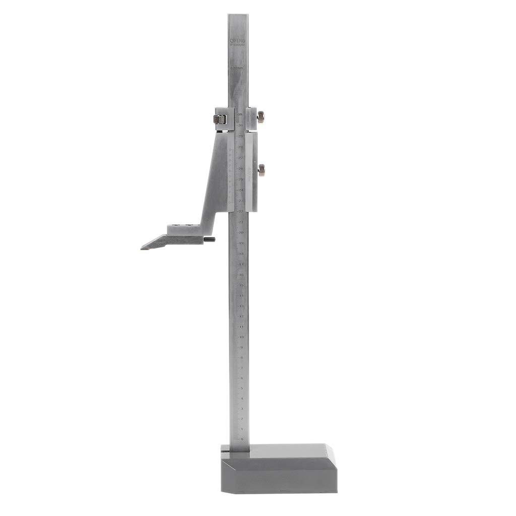0-300MM Metric Quality Stainless Steel Height Vernier Caliper Altitude Slide Gauge Marking Ruler Working Home DIY Tools by Keaiduoa by keaiduoa Measuring Tools