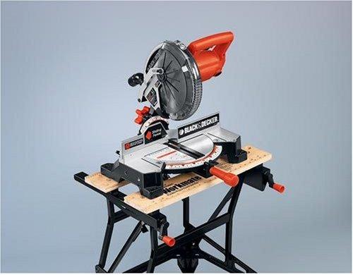028873792259 - Black & Decker Workmate 225 450 lb. Capacity Portable Work Bench carousel main 8