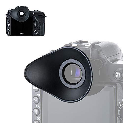 JJC DSLR Camera Eyecup Eyepiece viewfinder for Nikon D7500 D7200 D7100 D7000 D5600 D5500 D5300 D5200 D5100 D5000 D3500 D3400 D3300 D3200 D3100 D3000 D750 D610 D600 D300 D300s FM10 - Dslr Eyepiece