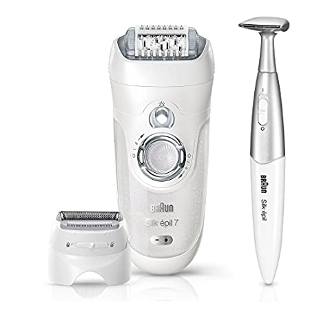 Braun Wet & Dry Epilator Epilation
