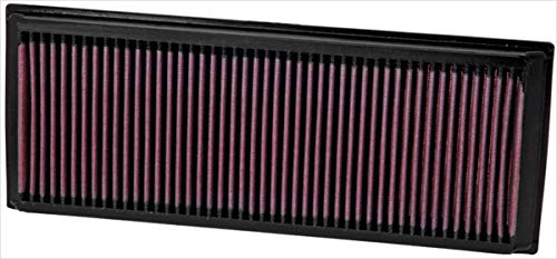 K&N engine air filter, washable and reusable:  2003-2019 Volswagen/Audi/Seat/Skoda (Beetle, Caddy IV, Passat, Scirocco, Jetta, Tiguan, Q3, Q3 Quattro, Alhambra, Yeti) 33-2865