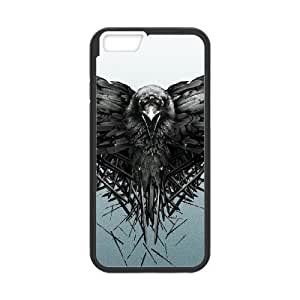 Game of Thrones iPhone 6 Plus 5.5 Inch Cell Phone Case Black JU0990507