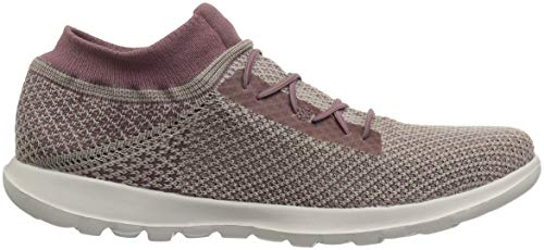 Go Walk Skechers15374 Lite 15374 Mauve Mujer dxATwTYq