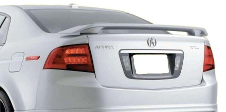- Spoiler for an Acura TL Factory Style Spoiler 2004-2008-White Diamond Paint Code: NH603P