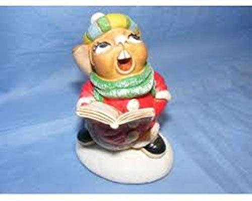- Pendelfin Rabbit Carol Singer Figurine - Library Picture Used for Image Any Colour Will BE Supplied