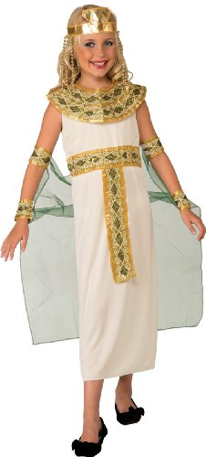Cleopatra Costume, Green, Large ()