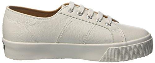 Superga Unisex Adult 2730 Nappaleau Sneaker Wit (wit)