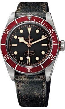 Tudor Heritage Black Bay Watch (Product)