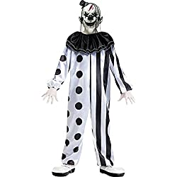 Boys Killer Clown Costume - M