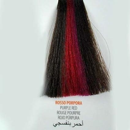 Tinte para Cabello color Action Color MECHES Rojo Púrpura ...