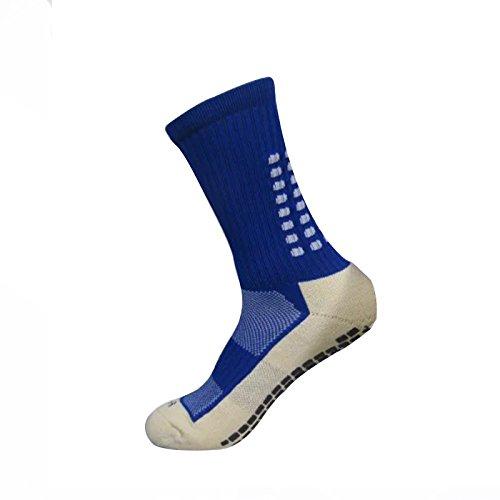 b25e95259 MultiWare Trusox Tocksox Style Anti Slip Cotton Football Socks Men  Calcetines Sport Sock
