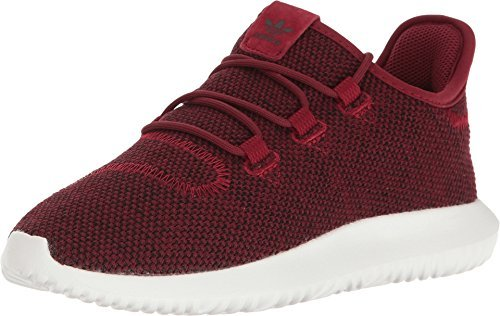 adidas Originals Kids Unisex Tubular Shadow (Little Kid) Red 12.5 M US  Little Kid by adidas Originals Kids