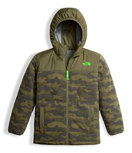 Hot Jacket Green - 7