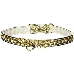Wide flower Inlay Rhinestone Bangle Bracelet