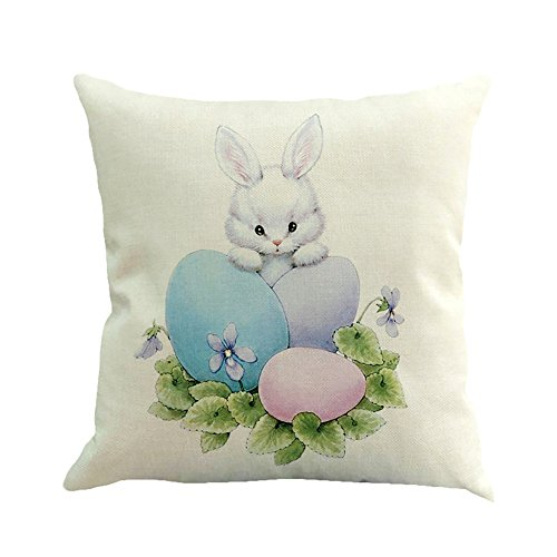 Anime Body Pillow Caseclearance Sale,Cushion Cover Set,Easter Sofa Bed Home Decoration Festival Pillow Case Cushion Cover