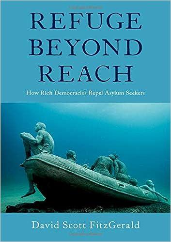 Refuge beyond Reach How Rich Democracies Repel Asylum Seekers