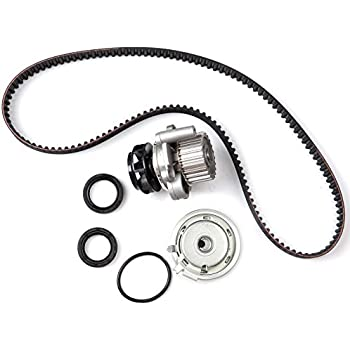 Amazon Com Lesiki Timing Belt Water Pump Kit For 99 05 Vw