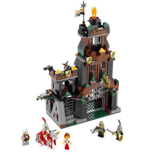 レゴ キングダム ドラゴンナイトの塔   B003A2JCTA