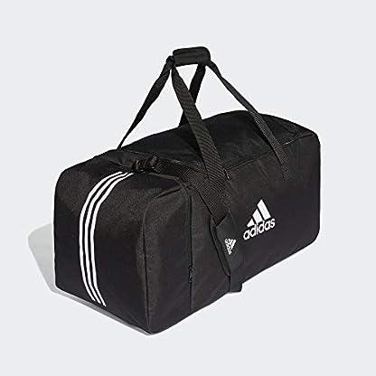 adidas Unisex Tiro Duffel L Sporttasche 70 x 32 x 32 cm, black/White 7