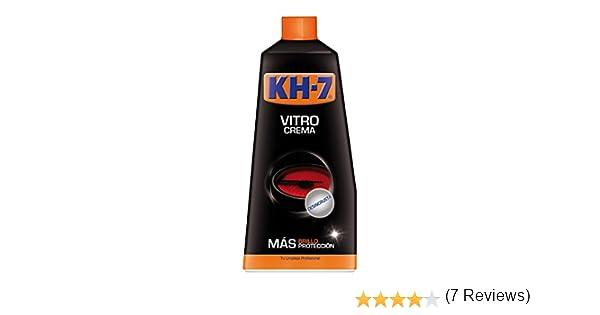 KH-7 - Vitro Crema - Desincrusta superficie de acero inoxidable - 450 ml