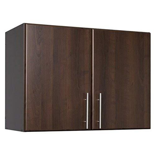 Prepac Espresso Elite Stackable Wall Cabinet, 32