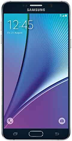 Samsung Galaxy Note 5, Black 32GB (Verizon Wireless)