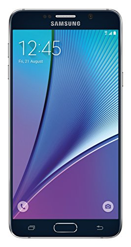 Samsung Galaxy Note 5, Black  64GB (Verizon Wireless)