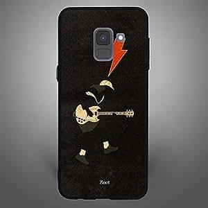 Samsung Galaxy A8 Plus Lighting Music