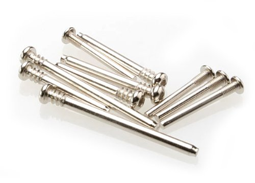 Traxxas 3640 Steel Suspension Screw Pin Set (Rustler, Stampede, Bandit)
