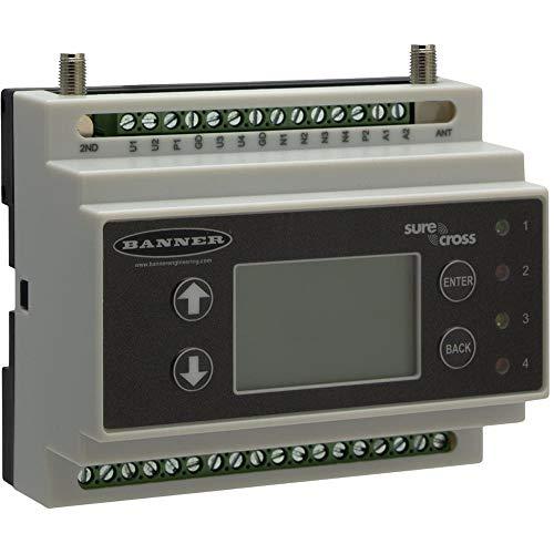 Dxm Series (Wireless; DXM100 Controller with I/O Base; 2.4GHz Radio; 12-30VDC; 800137)