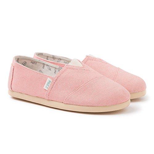 Pink Donna Original Espadrillas 504 Rosa Paez Classic 816XU8