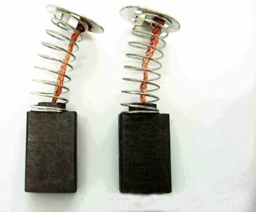 5x8x18mm 2.0x3.1x7.1 Carbon Brushes for BOSCH PWS 600 sander