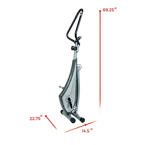 Sunny Health & Fitness SF-B0419 Incline Plank Standing Exercise Bike by Sunny Health & Fitness (Image #14)