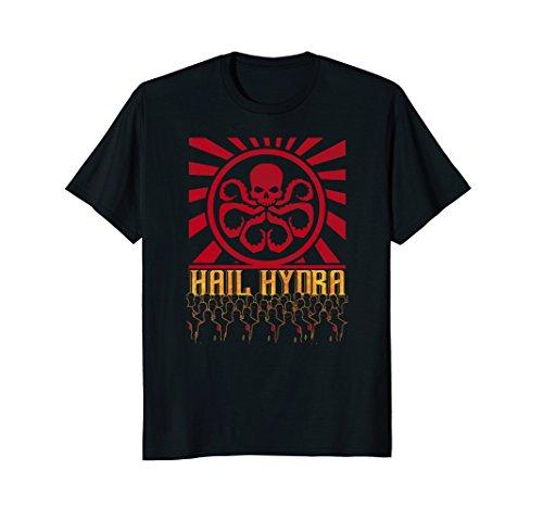 ra Army Propaganda Graphic T-Shirt 3XL Black (Military Graphic Tees)