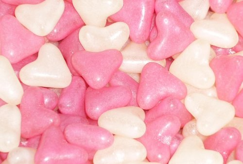 pink and white jelly beans - 6