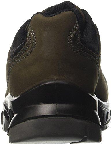 Diadora Diablo Low S3 Ci, Zapatos de Trabajo Unisex Adulto Verde (Verde Rabbia)