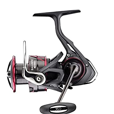 Daiwa Ballistic LT 5.2:1 Freshwater Left/Right Hand Spinning Reel BLSLT4000D-C
