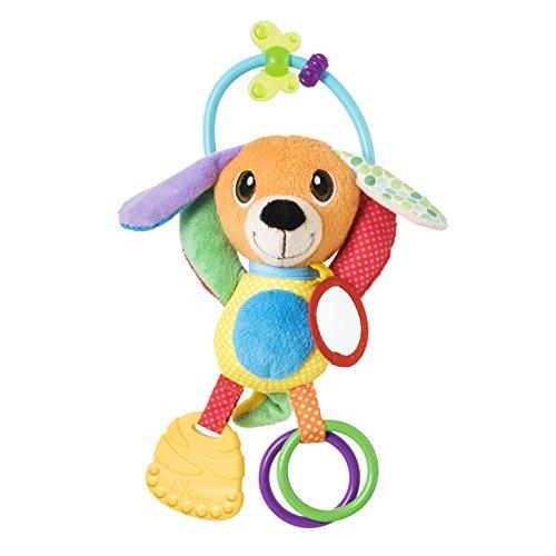 Chocalho Sr. Cão, Chicco, Multicolorido