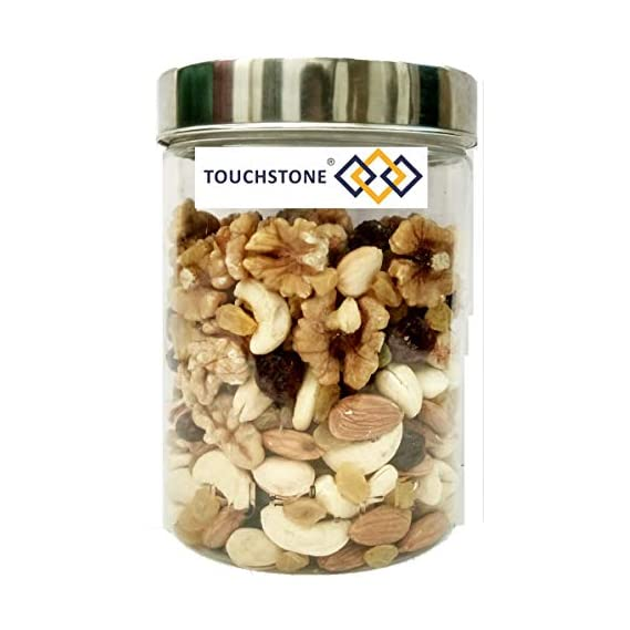 TOUCHSTONE - our motto is TOUCHSTONE Premium Healthy NutMix 450 Grams