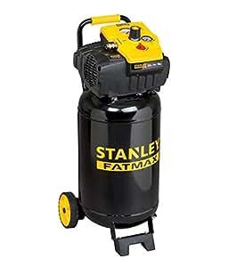 Stanley – Compresor de aire sin aceite 50L 2HP 1,5 kW 10 bar