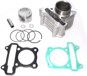 2la Big Bore Kit Gy6 50 Cc à 80 Cc Pour Scooter Cyclomoteur 139 Qmb 139qmb Cylindre Piston Ck14 Amazon Ca Auto
