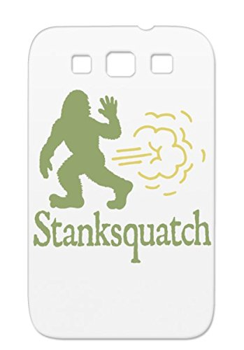 TPU StankSquatch Bigfoot Yellow Case For Sumsang Galaxy S3 Stanksquatch Miscellaneous Funny Bigfoot Fart Humor Funny Sasquatch Cryptozoology