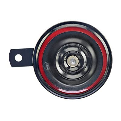 Wolo (300-2T) Disc Horn - 12 Volt, Low Tone: Automotive