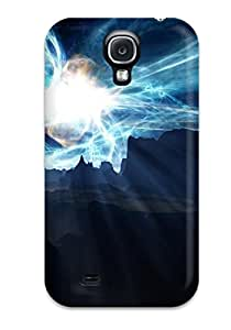 Galaxy Protective Case High Quality For Galaxy S4 Hd Space Skin Case Cover